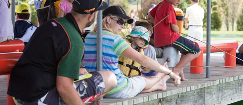 Prawn Fishing Competition - September