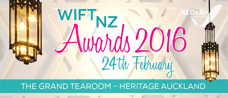 WIFT New Zealand Awards 2016