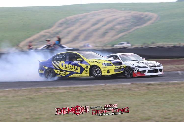 Demon Energy D1NZ Drifting Championship Hampton Downs