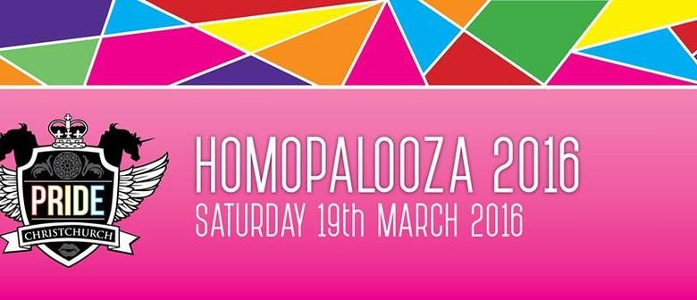 Homopalooza Pride Party
