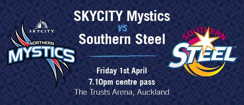 SKYCITY Mystics vs Ascot Park Hotel Southern Steel