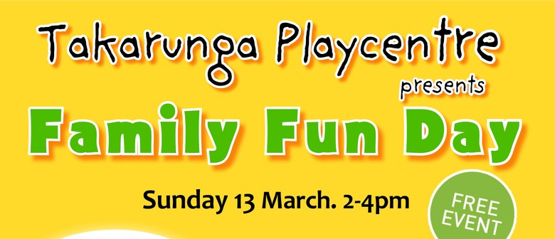 Family Fun Day Event