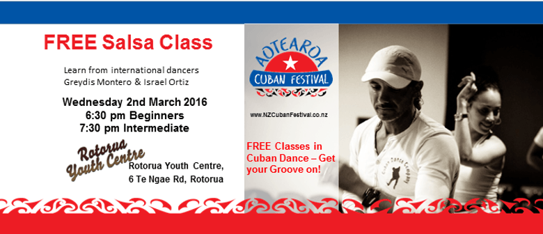 Cuban Salsa Classes Beginners and Intermediate