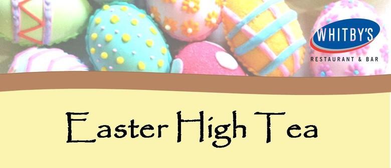 Easter High Tea