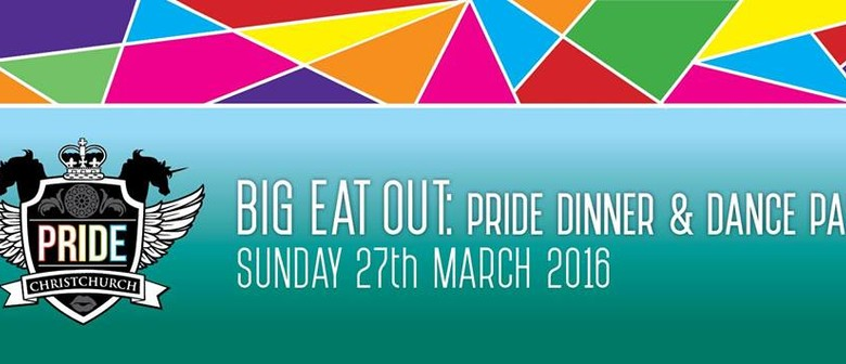 Big Eat Out: Pride Dinner & Dance Party