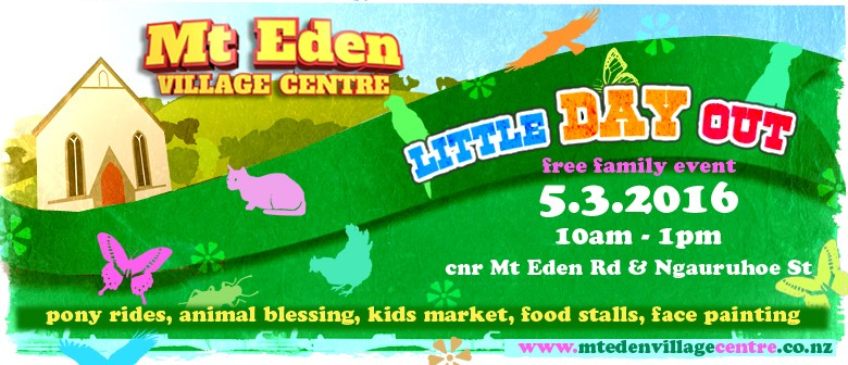 Little Day Out - Free Family Fun Day