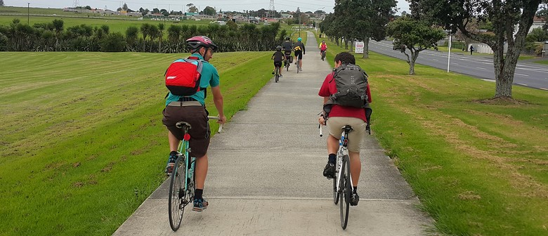 Image result for bike ride auckland