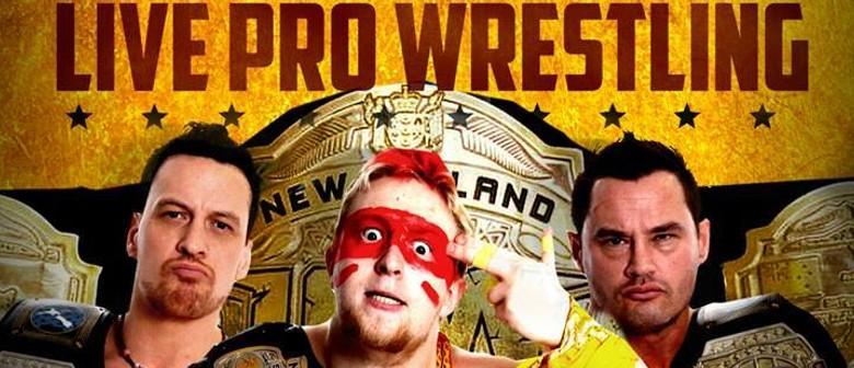 IPW Presents: Championship Carnage