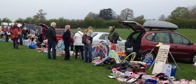 Ashburton Car Boot Sale & Stalls Day