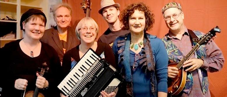 Klezmer Rebs CD Launch & Jews Brothers in Concert