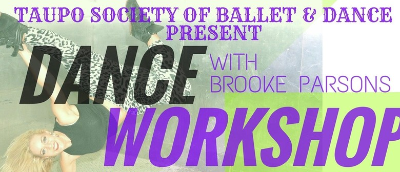 Dance Workshops with Brooke Parsons