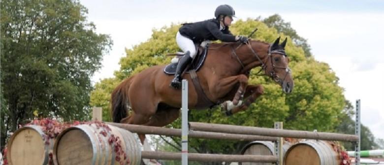Copthorne Glistening Waters Jumping - ESNZ Series Finals