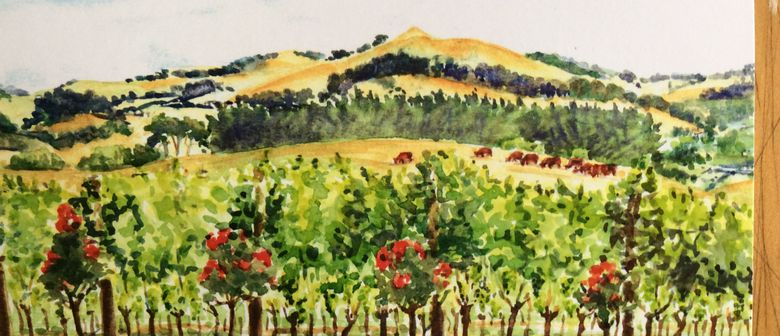 Wine Tasting and Art Exhibition