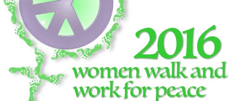 International Women's Day Peace Walk and Peace Picnic