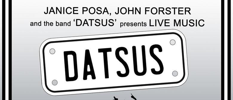 St Patrick's Day Celebration band Datsus