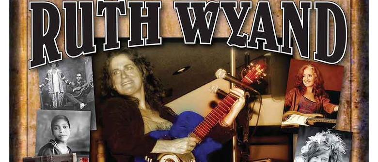 Ruth Wyand - Mama's Got The Blues