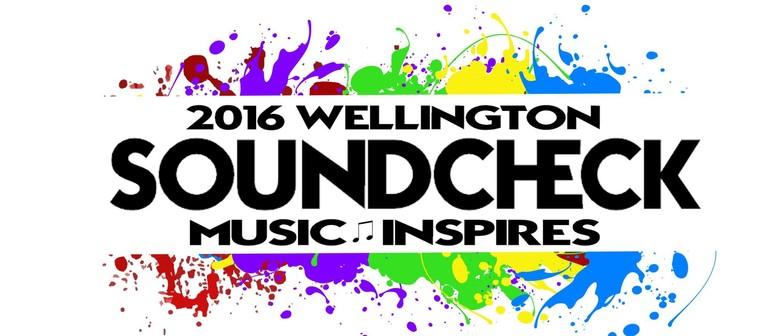 Wellington Soundcheck 2016 Music Inspires