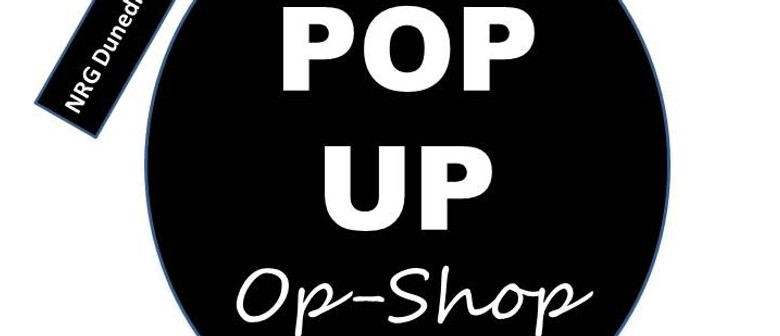 NRG Pop Up Op-Shop