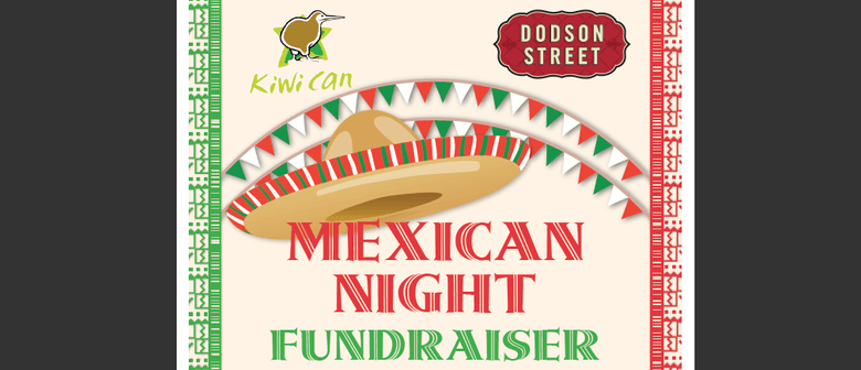 Mexican Night for Kiwi Can