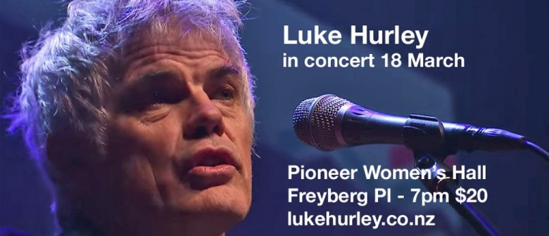 Luke Hurley in Concert