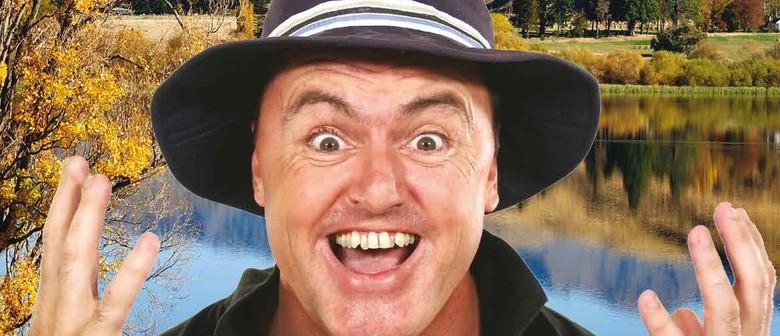 Central Otago Man - A Kiwi Comedy by Justin Eade