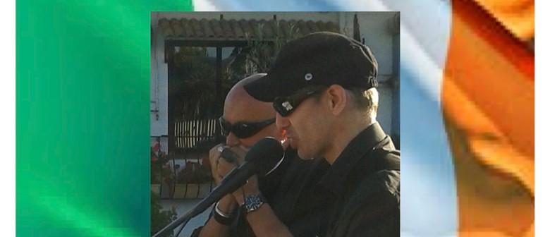 St Patricks Day, Matt Harris/Acoustic Blues & Ian Forker