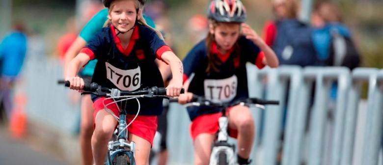 Pukekohe Raceway Kids Obstacle Duathlon