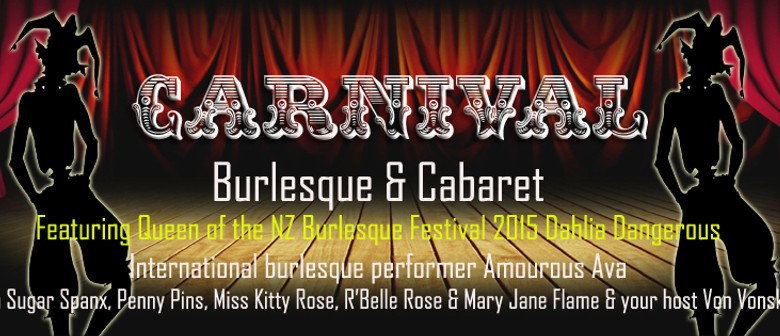 Carnival Burlesque & Cabaret Night