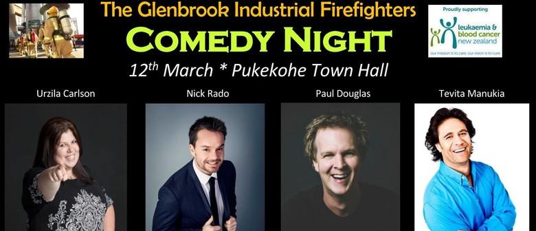 Glenbrook Industrial Fire Brigade Comedy Night
