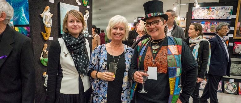 The Christchurch Art Show Opening Night