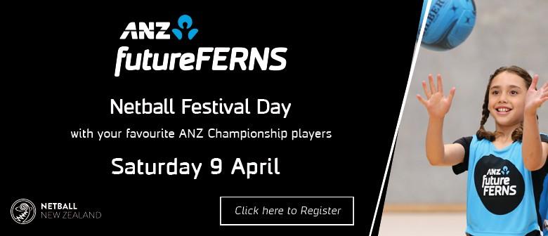 ANZ futureFERNS Festival Day - Central Zone