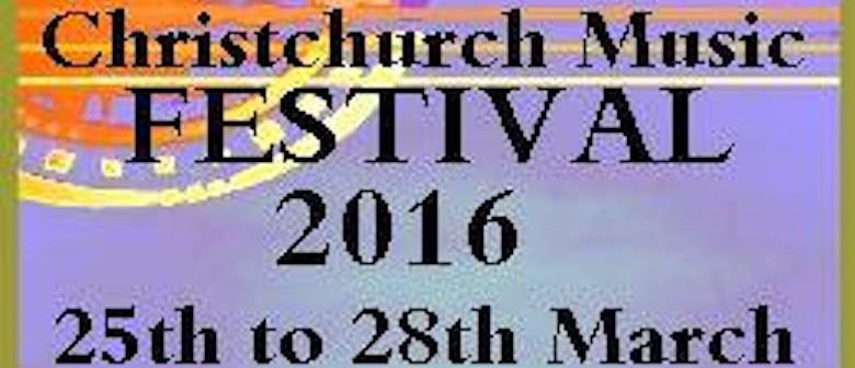 Canterbury Folk Music Festival