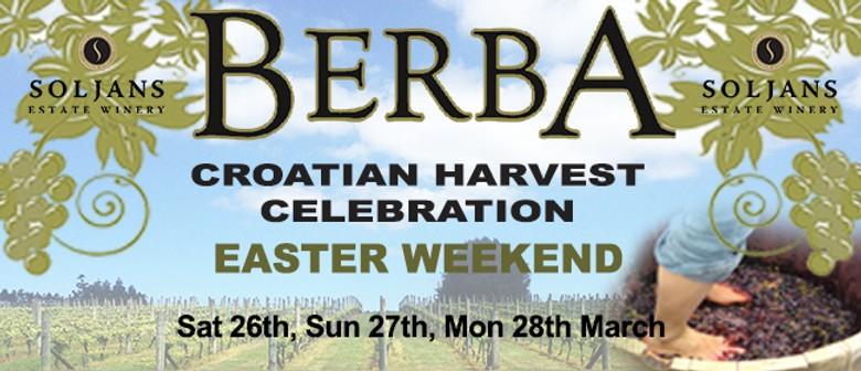 Berba - Croatian Harvest Celebration