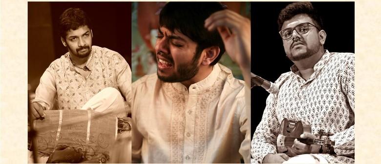 Indian Classical Music: Rithvik Raja In Auckland