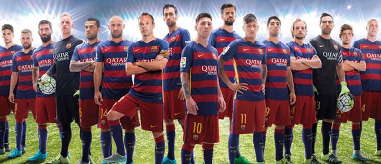 factory authentic 7c074 10370 FCB Escola Football Camp