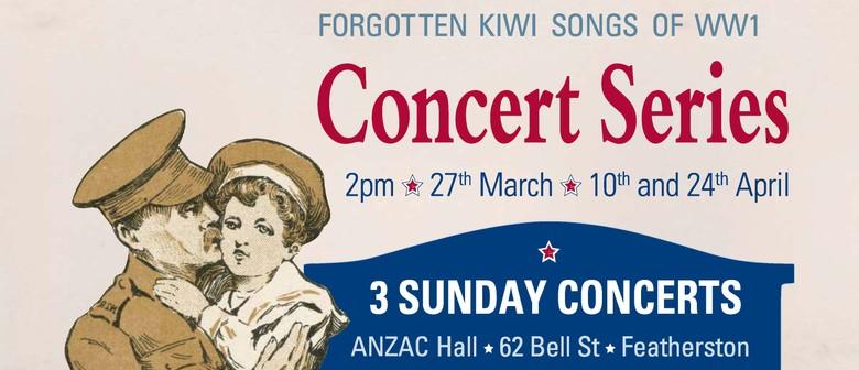 Farewell Zealandia Concert Series