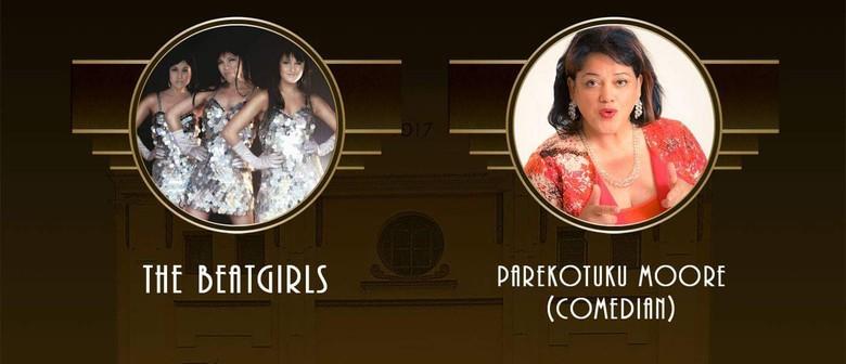 The Beatgirls & Who's Dat Shelia - Parekotuku Moore!