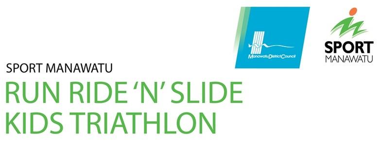 Run, Ride 'n' Slide Kids Triathlon
