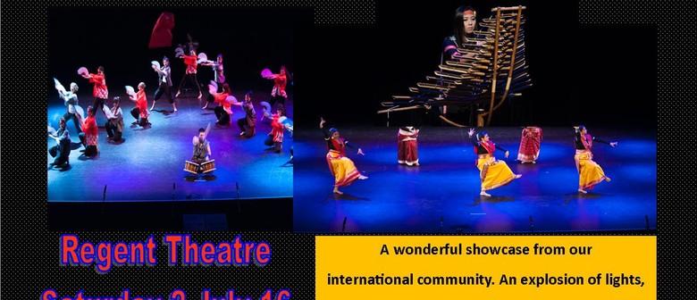 World on Stage