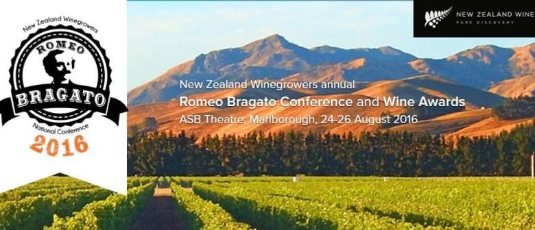 The Romeo Bragato Conference & Wine Awards