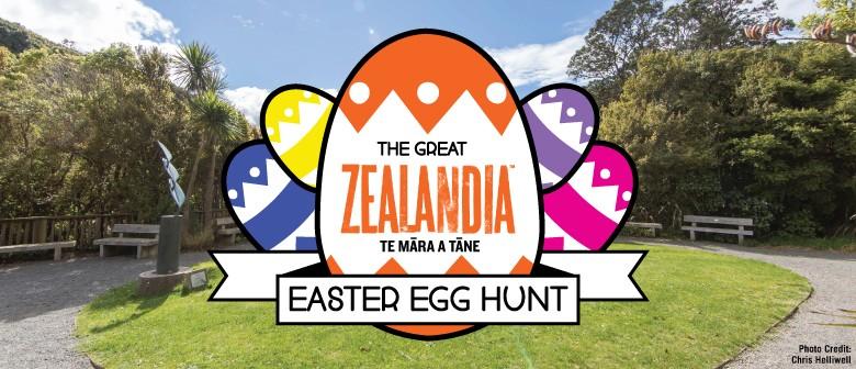 The Great Zealandia Easter Egg Hunt