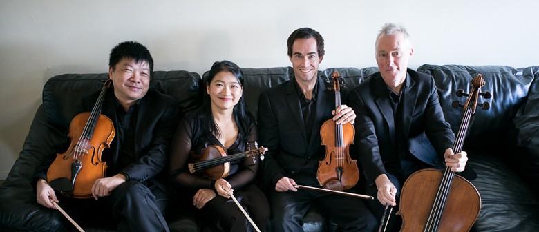 Aroha String Quartet in Waikanae