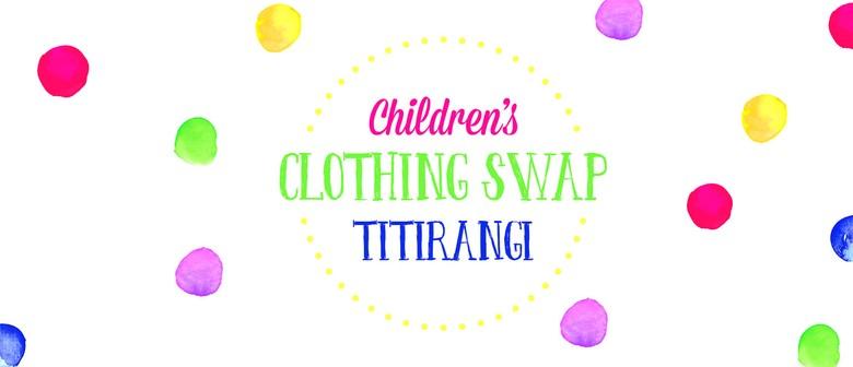 Titirangi Children's Clothing Swap