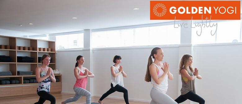 Free Yoga Class - Golden Yogi