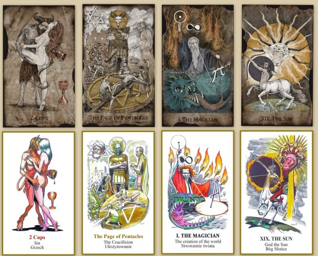 how to ask tarot questions