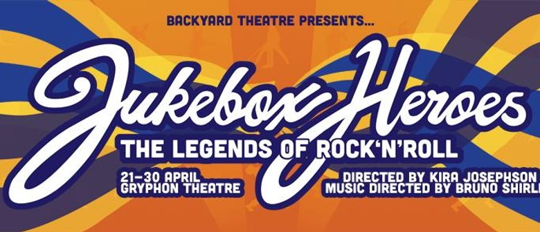 Jukebox Heroes legends of Rock 'n' Roll