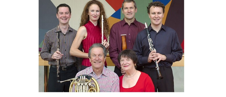 Zephyr Wind Quintet with Diedre Irons