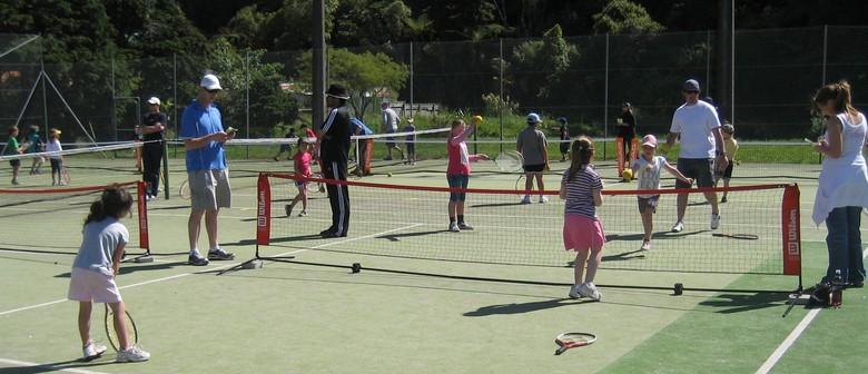 NZ Tennis Open Day