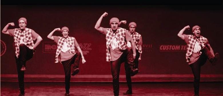 Street Dance NZ Hawkes Bay Qualifier - Zeal HB