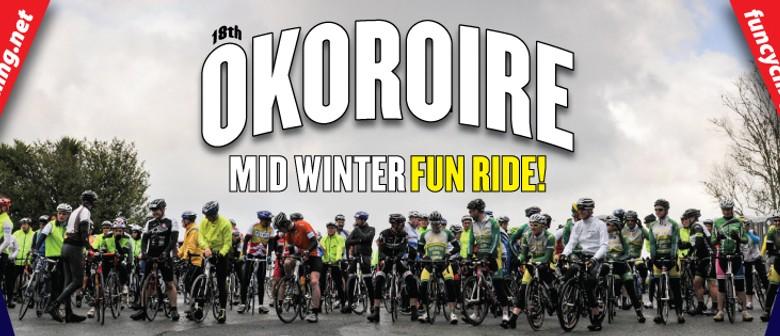 Okoroire Mid Winter Fun Ride